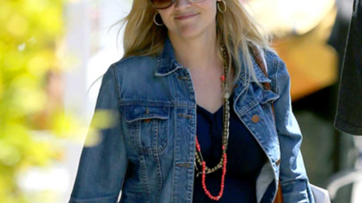 LOOK Reese Witherspoon: cinq looks pour femme enceinte
