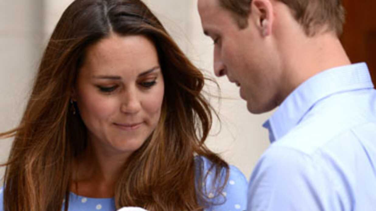 Kate et William: leur fils reçoit un «vélib» londonien version tricycle