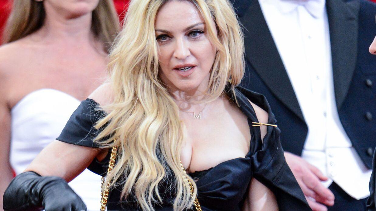 Madonna a une assistante pour lui rappeler de se nourrir