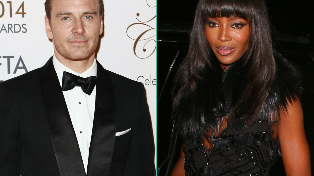 Naomi Campbell flirterait avec Michael Fassbender