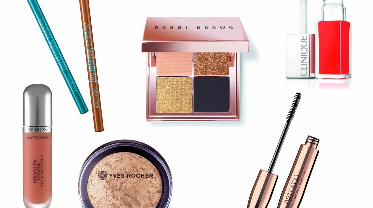 Maquillage: les tendances colorées de l'été