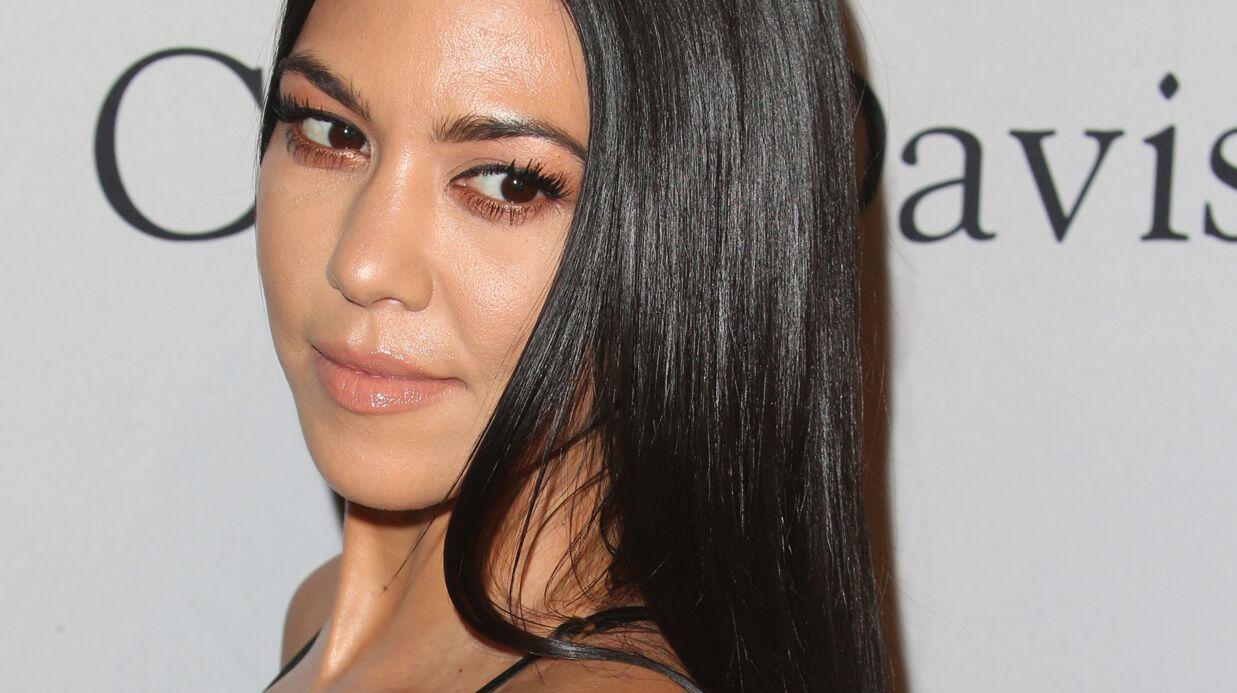 Kourtney Kardashian flirte avec le fils d'un rappeur (très) célèbre
