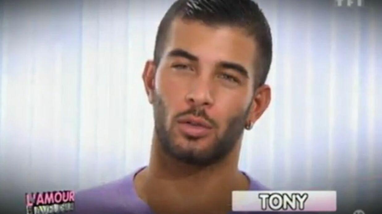VIDEO Star Academy: Tony a participé à L'amour est aveugle
