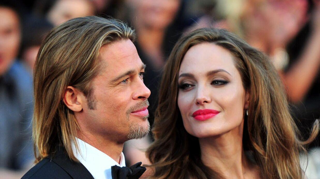 Angelina Jolie et Brad Pitt ont enfin leurs alliances