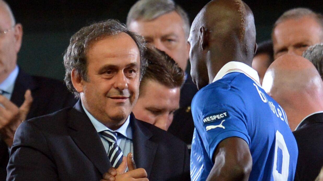 Mario Balotelli: le footballeur est papa