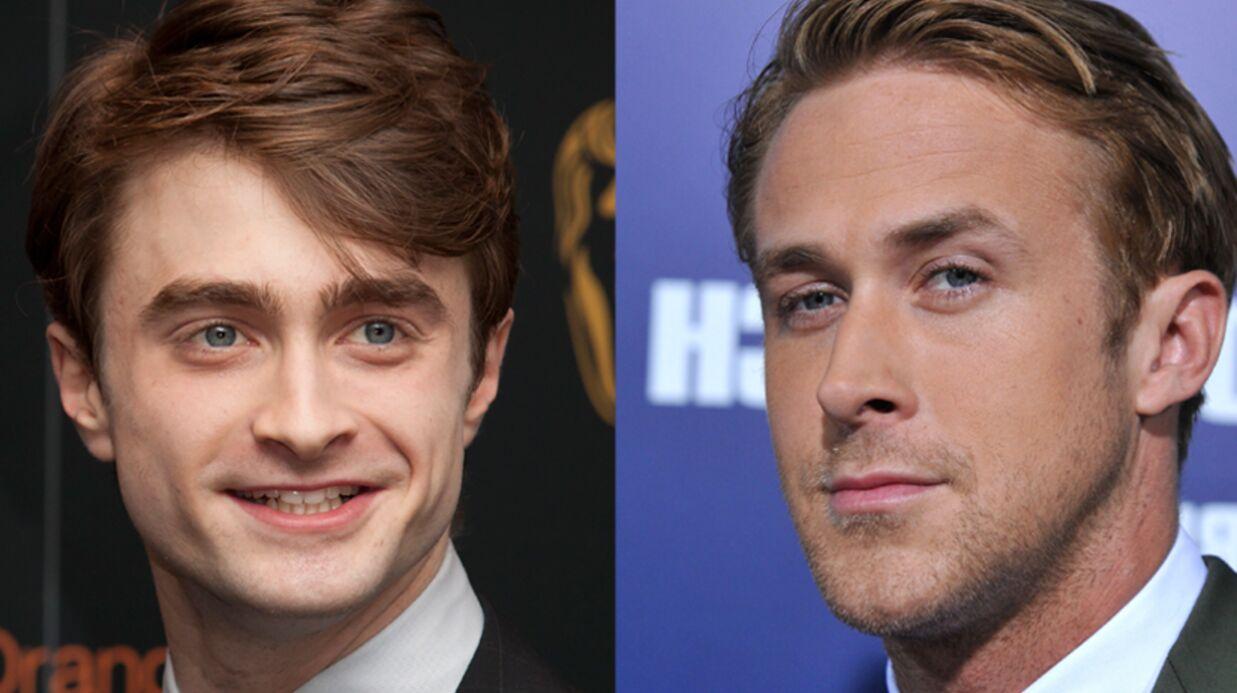 Daniel Radcliffe a le béguin pour Ryan Gosling