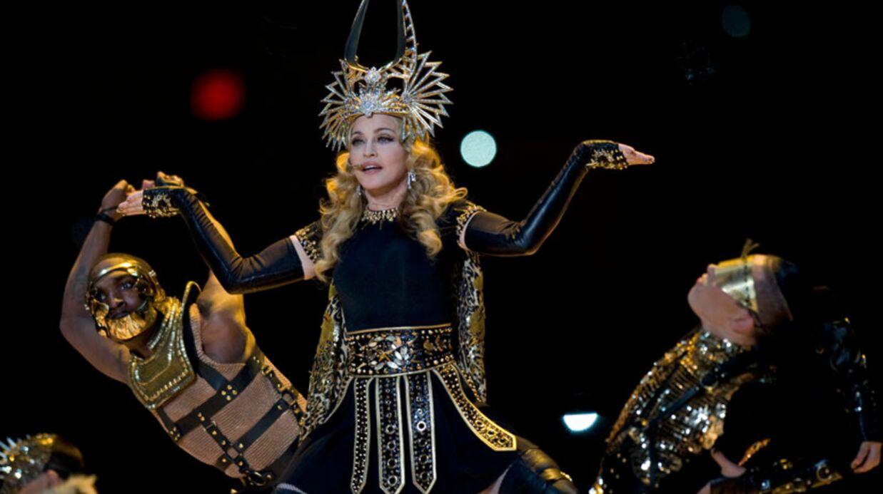 Madonna furieuse contre M.I.A. et son doigt d'honneur