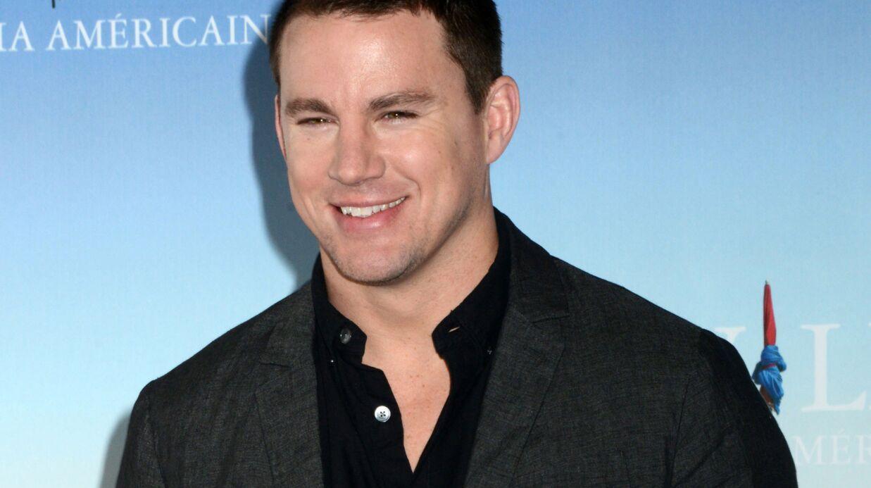 Channing Tatum: «En ce moment, je suis gros et heureux»
