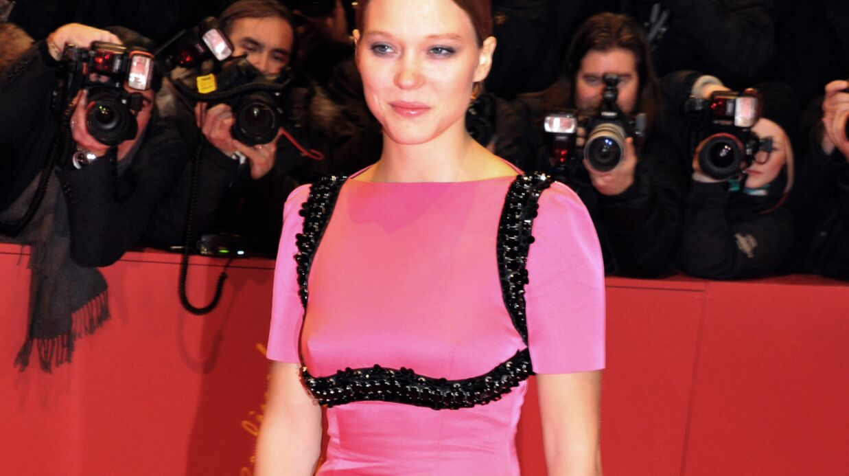 PHOTOS Léa Seydoux très chic pour l'ouverture du festival du film de Berlin