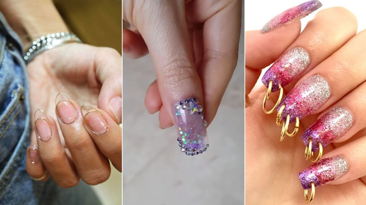 Ongles: trois tendances hyper cool repérées sur Instagram et décryptées par la nail artist Lili Nguyen
