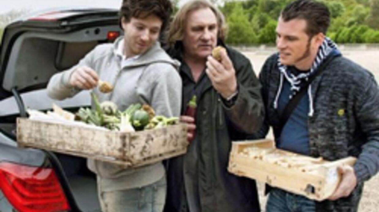 VIDEO Jean Imbert de Top Chef ne veut pas accabler Gérard Depardieu