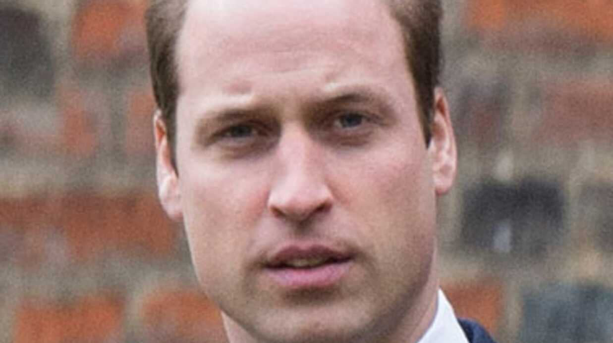PHOTOS Le prince William fait sa rentrée à Cambridge