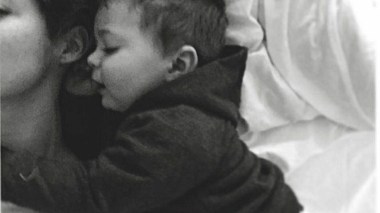 Emilie Nef Naf: la photo craquante de son fils, Menzo