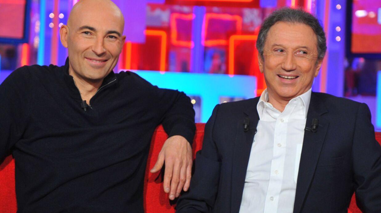 Michel Drucker ne veut plus de Nicolas Canteloup sur France 2