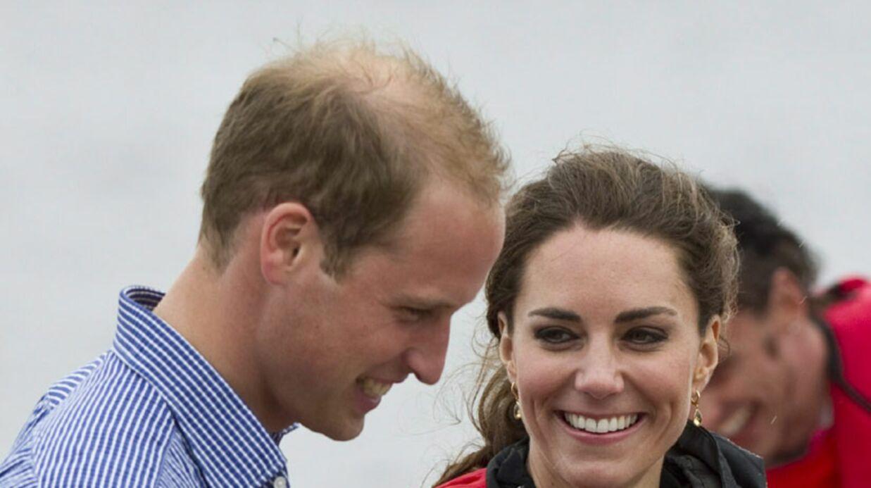 Le prince William offre une lune de miel surprise à Kate