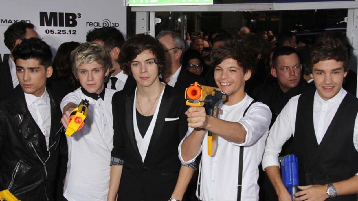 VIDÉO Un membre du boys band One Direction insulte ses fans