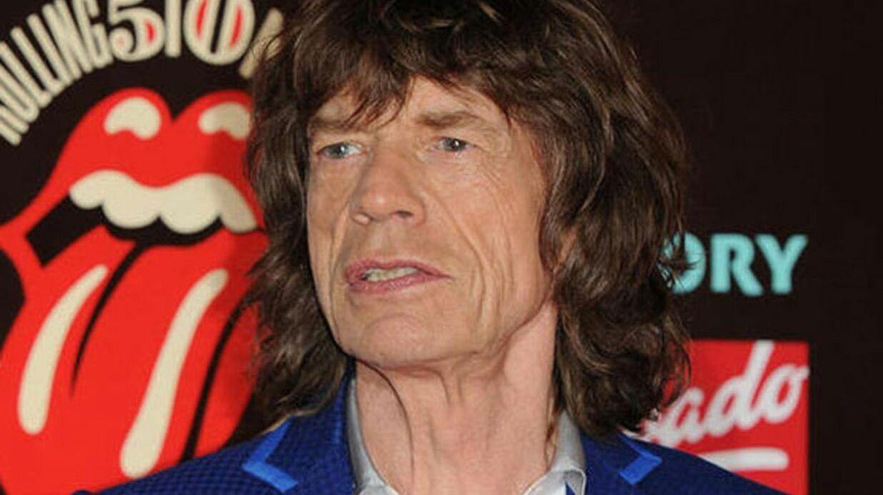 Les cheveux de Mick Jagger vendus aux enchères
