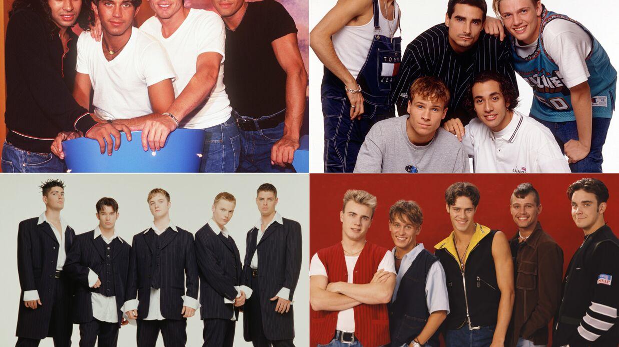 PHOTOS A quoi ressemblent aujourd'hui vos boys bands préférés des années 90?