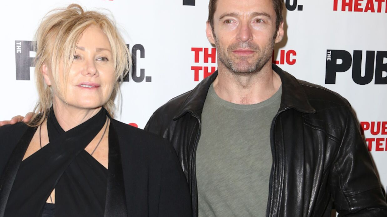 Hugh Jackman: sa femme lui interdit de tourner avec Angelina Jolie