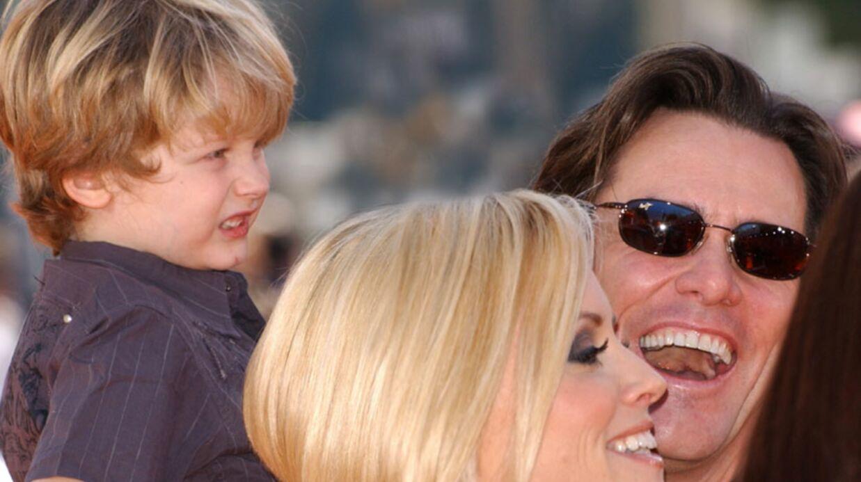 Jim Carrey assure qu'il aime «beaucoup» le fils de son ex