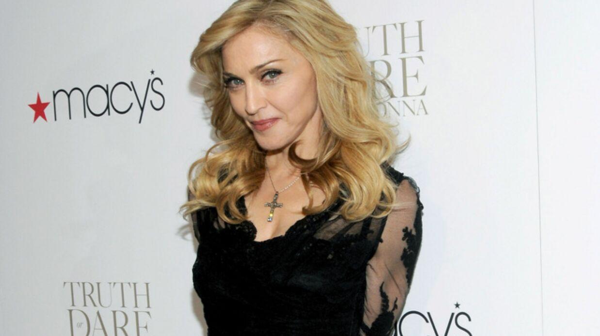 Jean-Marie Le Pen demande 1 million de dollars à Madonna
