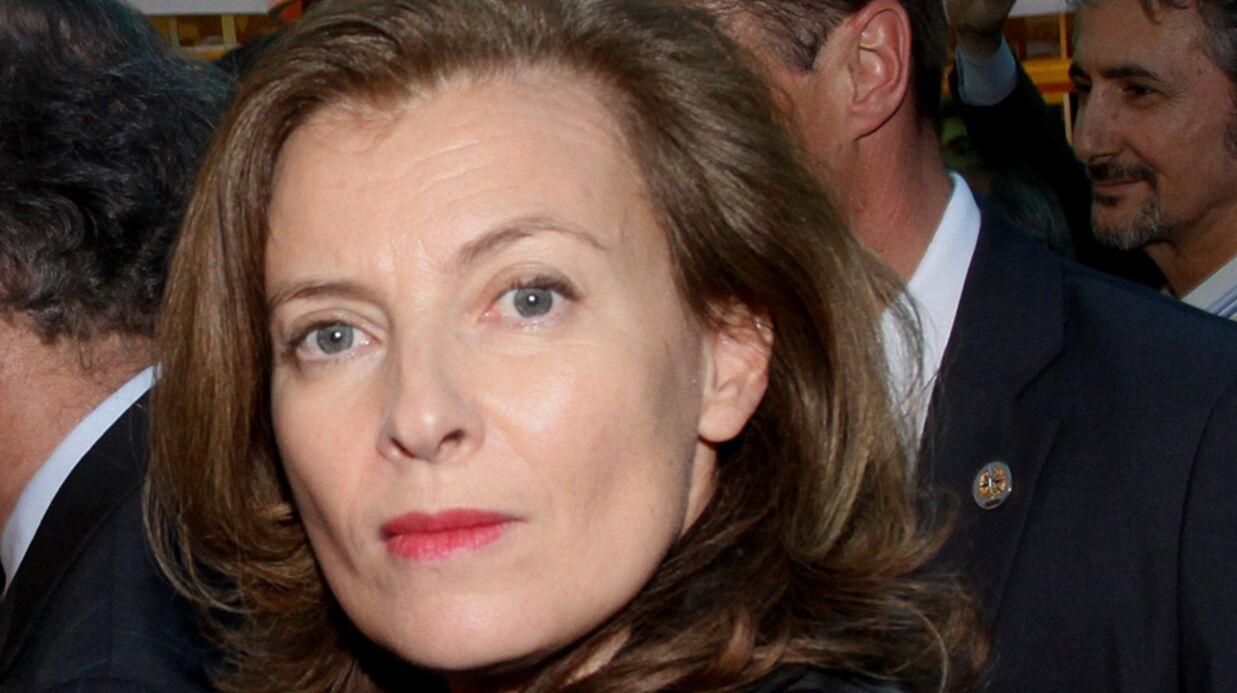 Valérie Trierweiler appelle les Français à l'aide