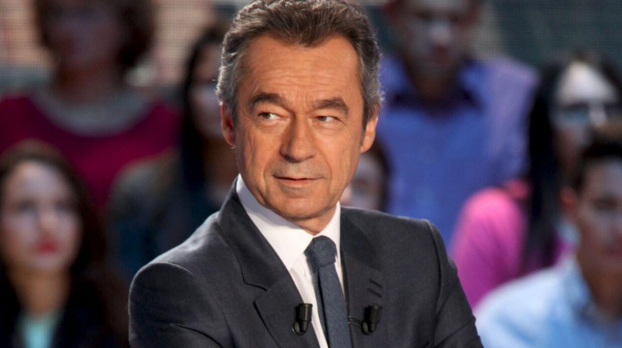 Michel Denisot explique pourquoi il quitte le Grand Journal