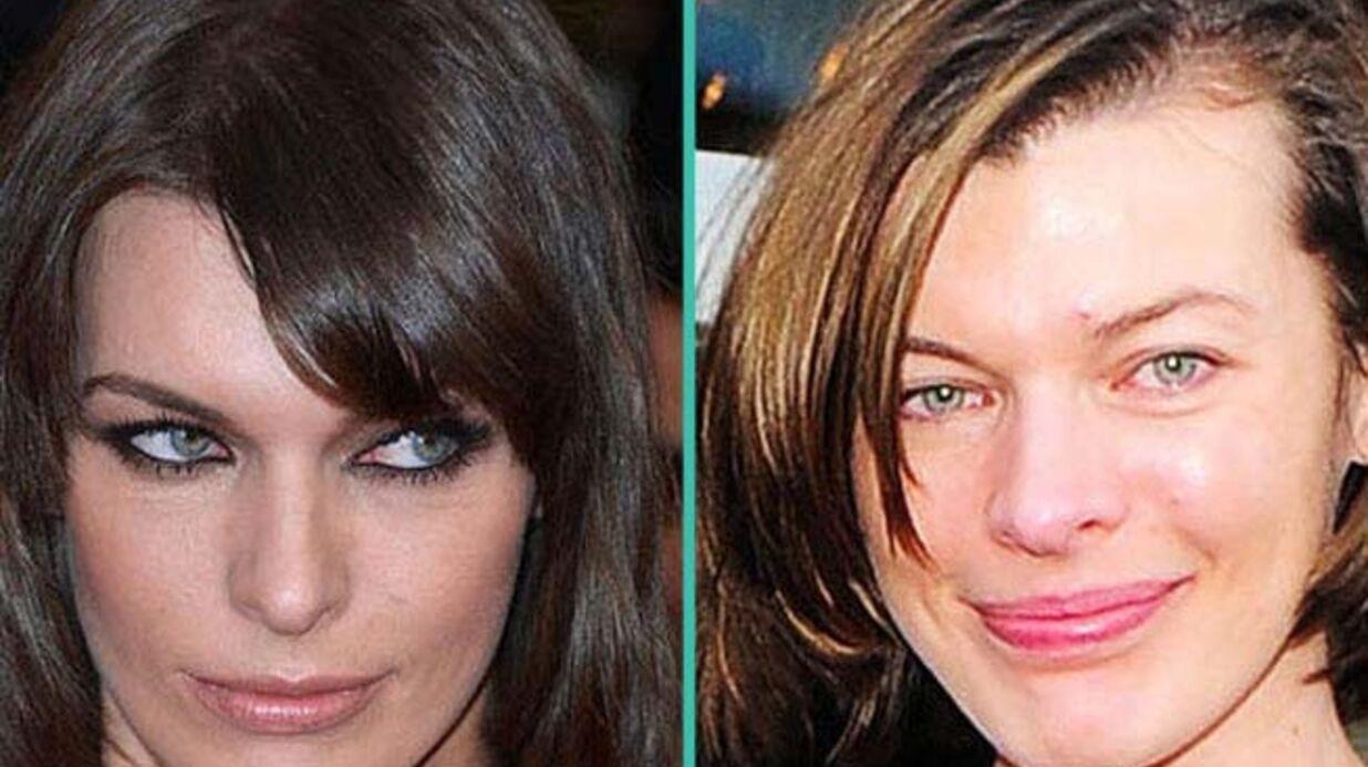 DIAPO Les stars sans maquillage: de belles surprises!