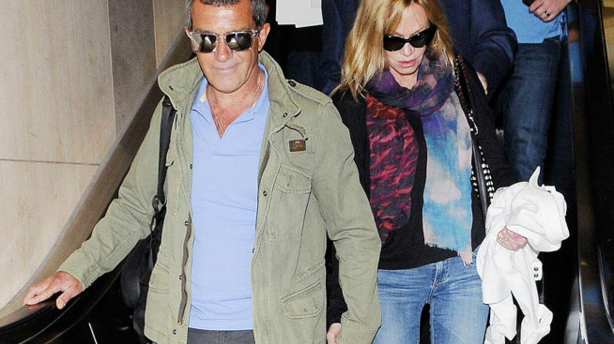 Antonio Banderas et Melanie Griffith divorcent