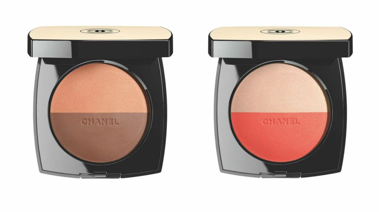 Chanel dévoile sa collection de maquillage été 2016 «Dans la lumière de l'été»