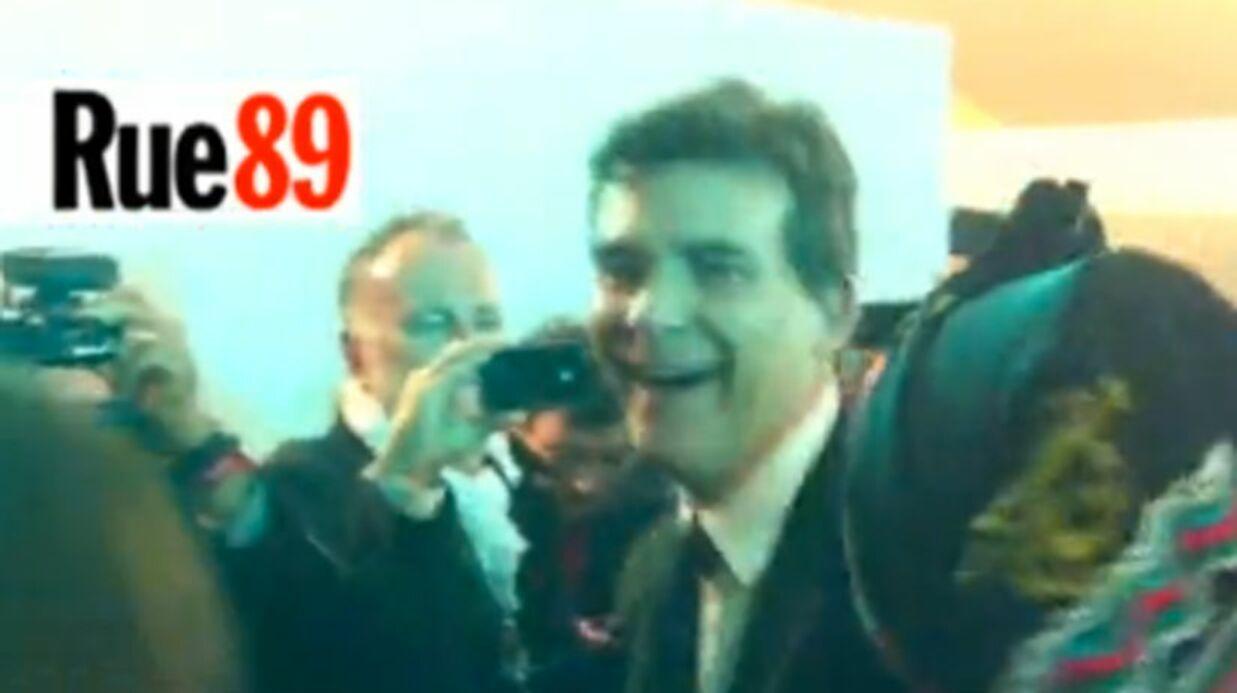 VIDEO Arnaud Montebourg met le feu à la piste de danse
