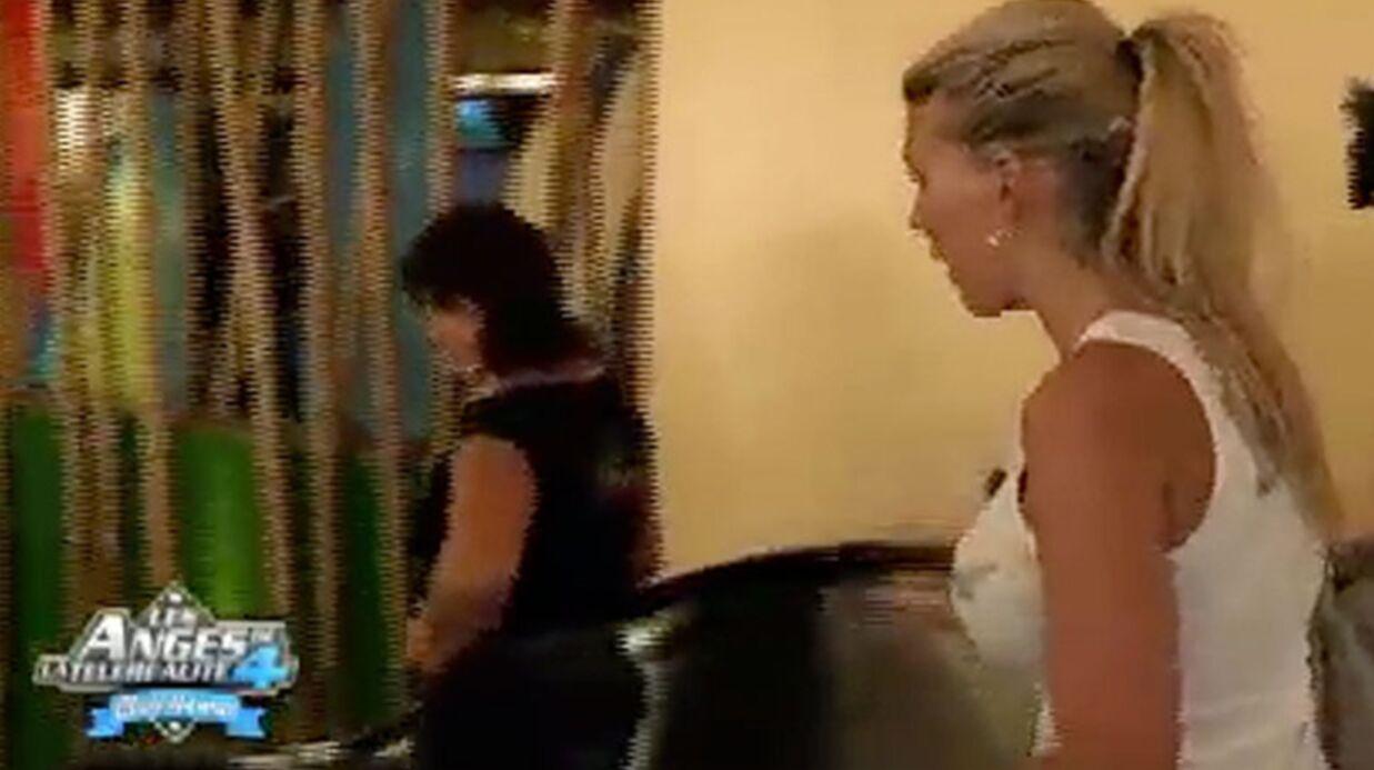 Les Anges de la téléréalité 4: Catherine balance sur Amélie