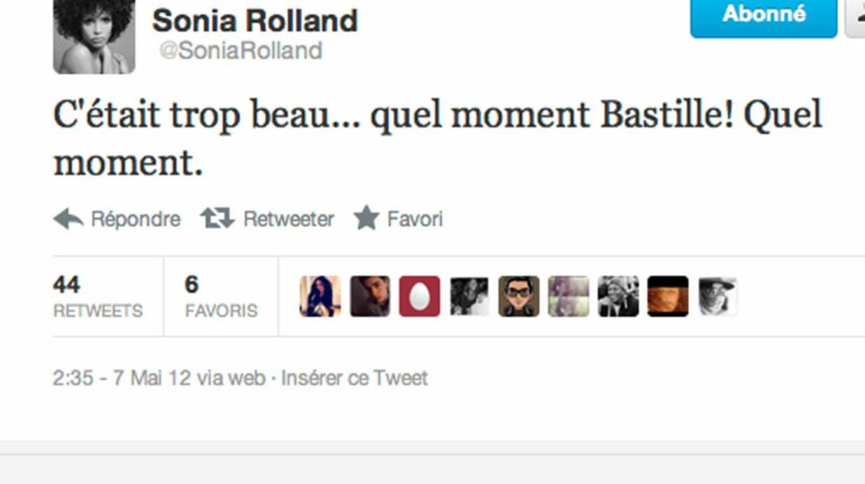 Les people réagissent à l'élection de François Hollande