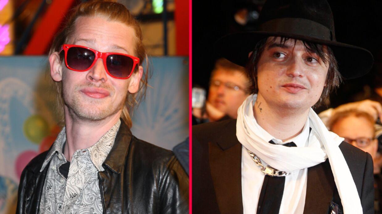 Pete Doherty et Macaulay Culkin vivent ensemble à Paris