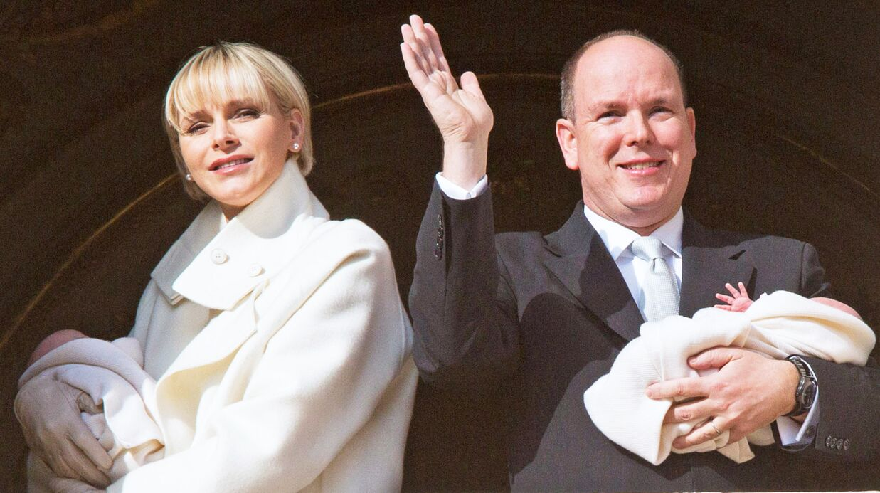 Charlène et Albert de Monaco: les parrains et marraines de Jacques et Gabriella