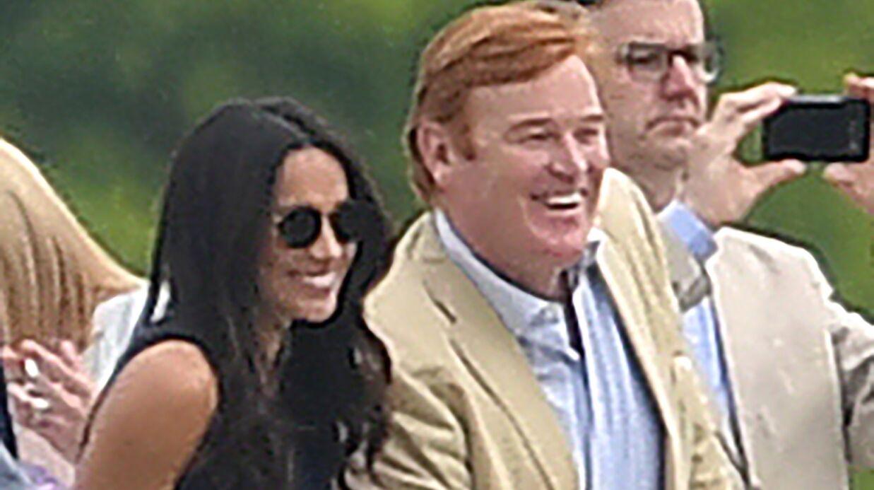 PHOTOS Le prince Harry et Meghan Markle s'affichent enfin ensemble