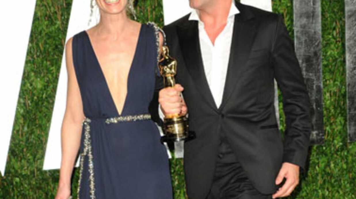 Alexandra Lamy et Jean Dujardin ont sympathisé avec Brad Pitt et Angie