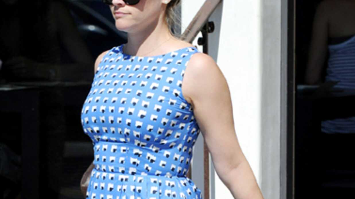 PHOTOS Reese Witherspoon enceinte?
