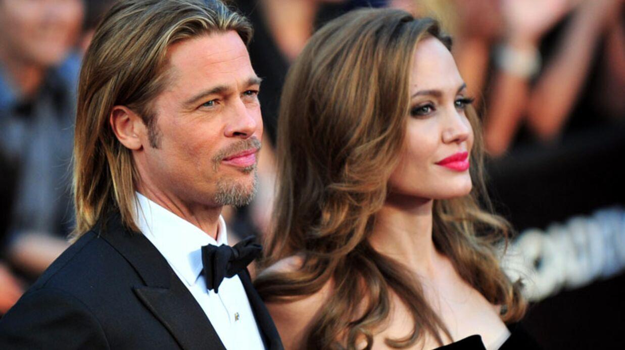 Le vin d'Angelina Jolie et Brad Pitt déjà en rupture de stock