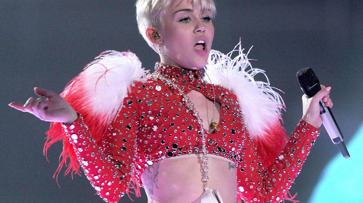 Miley Cyrus et Katy Perry se déchirent à cause de leur baiser sur scène