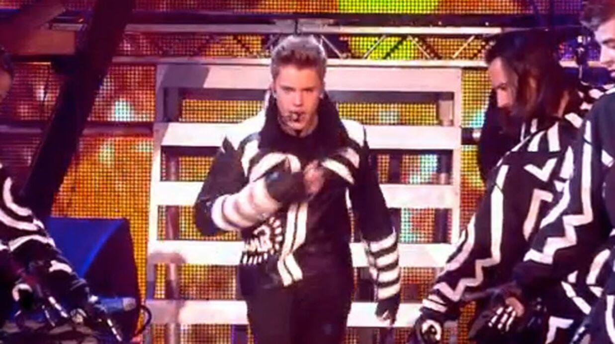 EXCLU VIDEO Les live de Coldplay et Justin Bieber aux MTV EMA