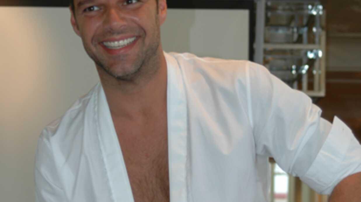 Ricky Martin veut se marier en Espagne avec son compagnon