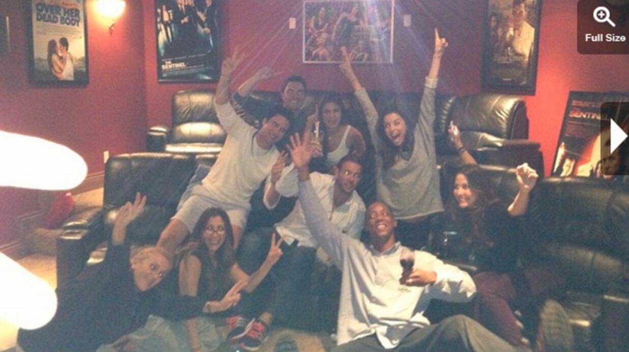 Les people célèbrent la victoire de Barack Obama sur Twitter