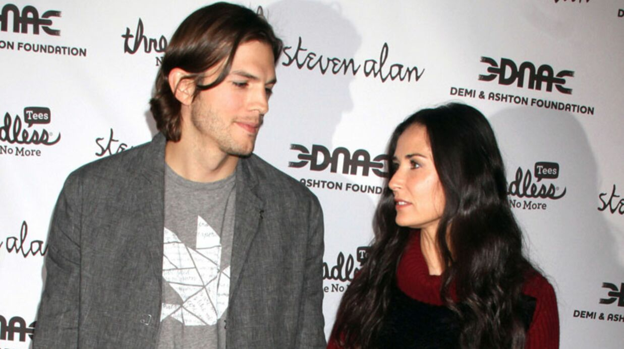 Demi Moore – Ashton Kutcher : le divorce ?