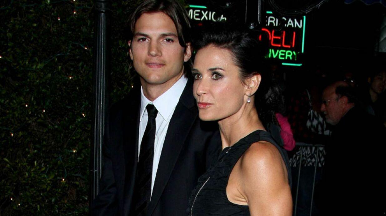 Demi Moore et Ashton Kutcher: la rupture serait déjà actée
