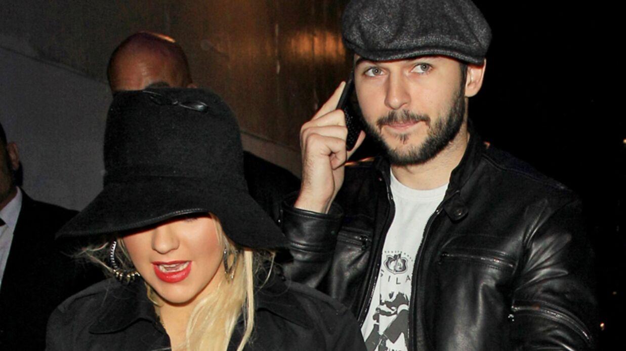Christina Aguilera complètement saoule, ça ne s'arrange pas