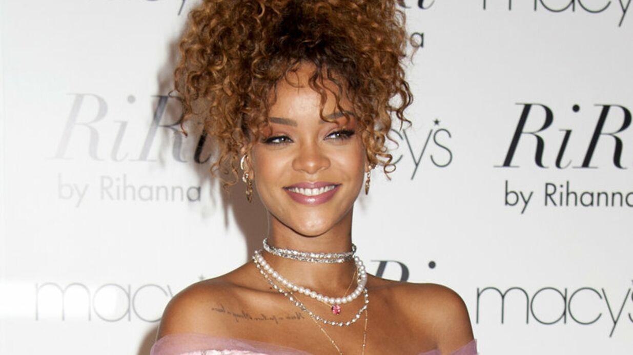 Rihanna explique pourquoi elle est contre les coups d'un soir