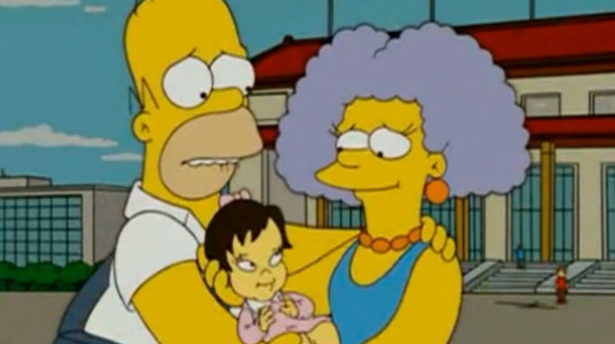 Christian Clavier a-t-il plagié les Simpson?