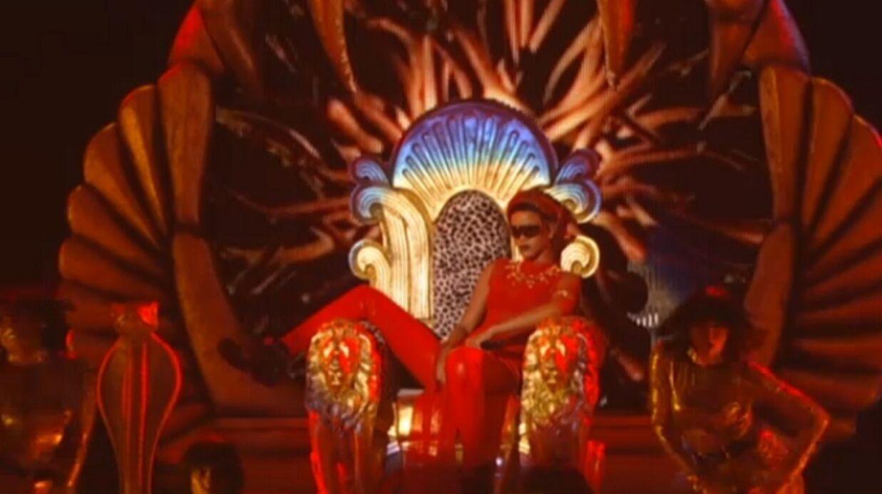 VIDEO Rihanna transforme la scène des MTV Video Music Awards en boîte de nuit