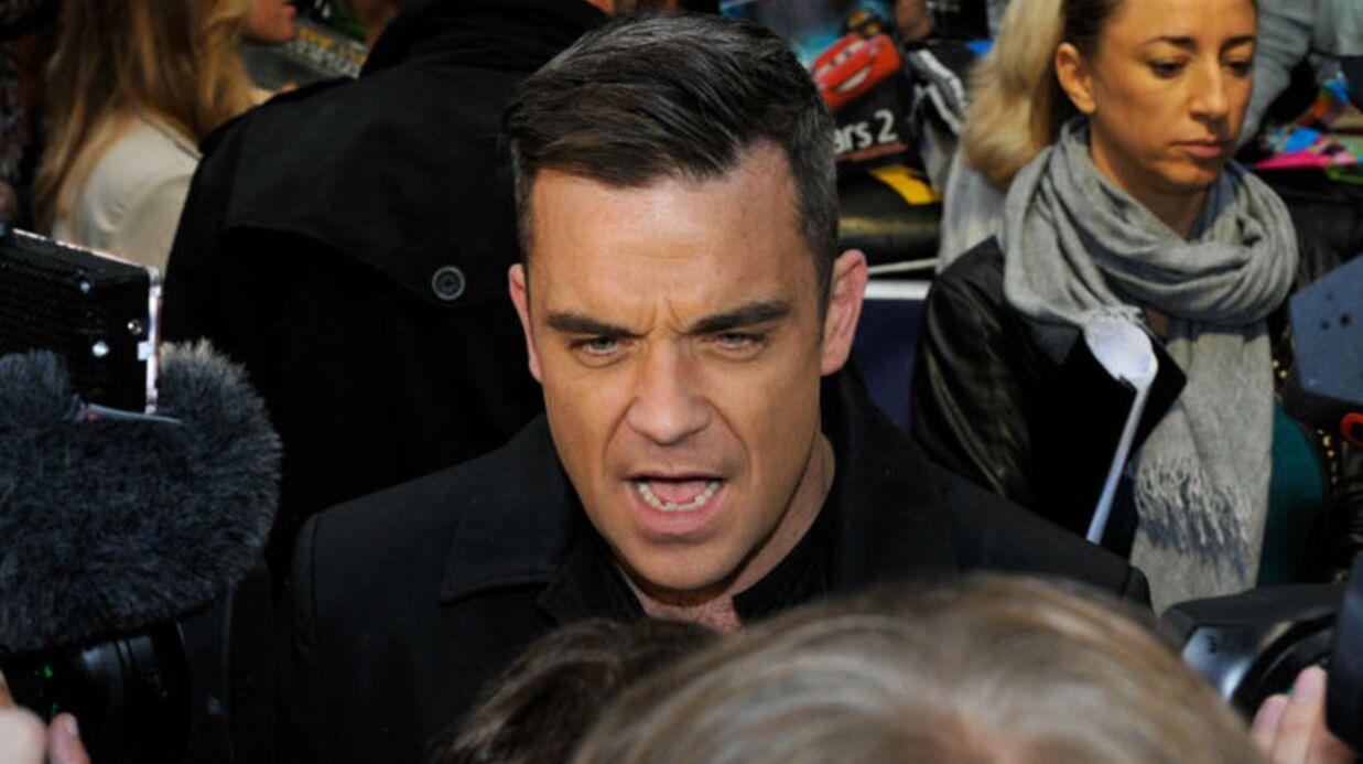 Robbie Williams aurait aimé faire «une ou deux sex tapes»
